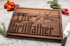 personalized engraved cutting board personalized engraved cutting board customized gift for him