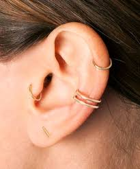minimalist chic 23 delicate and oh so pretty ear piercing ideas