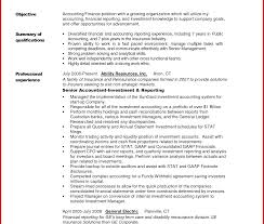 professional resume for graduate sle resume exles accountant objective accounting exle for
