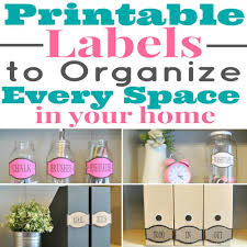 cricut paper cut labels home organization cartridge using