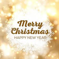happy new year invitation merry christmas invitation and happy new year card with a