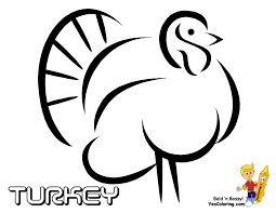thanksgiving turkey with a soccer ball coloring pages coloring home