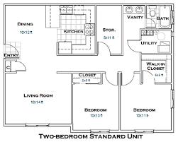 two bedroom floor plans imposing showing floor plan for 2 bedroom flat regarding bedroom