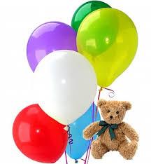 teddy in a balloon gift karachi gifts balloons sending online balloons gift karachi
