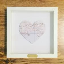 Heart Home Decor 102 Best Framed Vintage Heart Maps Images On Pinterest Heart Map