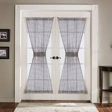 window coverings for french doors window treatments for french