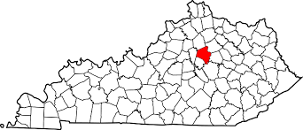 fayette county maps file map of kentucky highlighting fayette county svg wikimedia