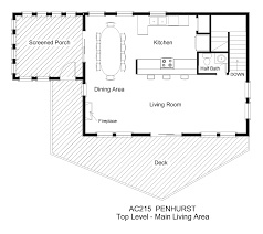 Updown Court Floor Plan by 1 Lot Back Vacation Rental Penhurst