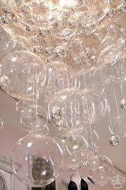 Diy Glass Chandelier Diy Glass Bubble Chandelier Diy Project Aholic