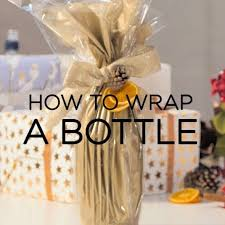 wine bottle wraps gift wrapping guide how to wrap a bottle bottle wraps and gift
