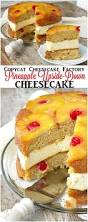 copy cat cheesecake factory pineapple upside down cheesecake