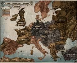 Europe Map Ww1 Badass Map Of Ww1 1117 X 917 Wallpapers