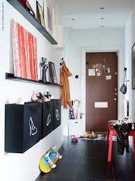 Passage Decor by Decorating Small Hallways Creative Wall Decoration For Hallway