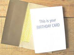 this is the birthday card birthday anniversary blank quote illustration
