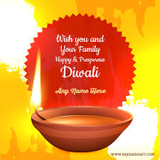 wish you and your family a happy and prosperous diwali wishes