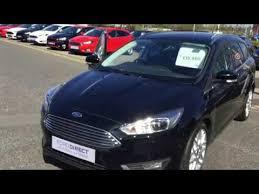 used ford focus tdci used ford focus 1 5 tdci 120 titanium x 5dr shadow black 2016