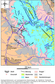 Fau Map Pegnitzquelle Und Aschenbrunnen Im Karstgebirge Der Ne U0027 Frankenalb