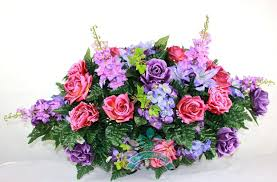 cemetery flower arrangements cemetery flowers artificial cemetery flowers honor your loved one