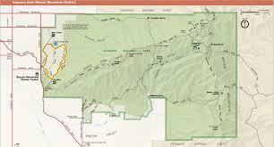 Smoky Mountain National Park Map Saguaro Maps Npmaps Com Just Free Maps Period