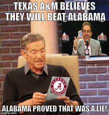 Texas A M Memes - alabama owned by ole miss memes imgflip