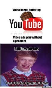 Youtube Memes - rmx scumbag youtube by sarah rox2 meme center