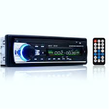 bluefire bluetooth car stereo audio 1 din in dash 12v fm receiver