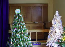 review rotary festival of trees eighty beautifully