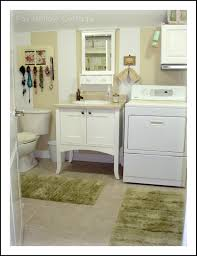 Laundry Bathroom Ideas A Bathroom Story The Zingy Refresher Fox Hollow Cottage