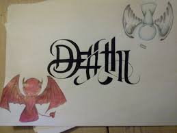 death tattoos and designs page 99
