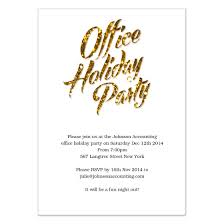 gold sparks office holiday party invitations u0026 cards on pingg com