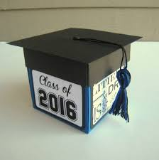 graduation boxes graduation card exploding box class of 2016 by bgardencreations