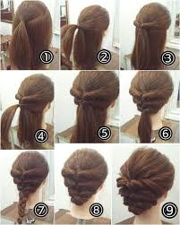 the 25 best easy updo ideas on pinterest easy chignon simple