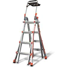 extension ladders on sale for black friday at home depot little giant megamax 17 ladder w air deck