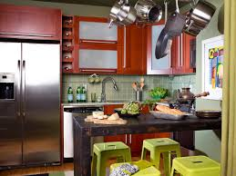 small kitchen with island design ideas small kitchen cabinets pictures ideas u0026 tips from hgtv hgtv