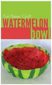 easy sweet paper bowl craft paper mache tutorials and craft