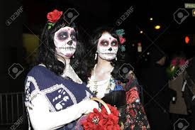 halloween event nyc annual halloween parade in greenwich village new york many attend