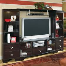 Wall Unit Furniture by Signature Design By Ashley Pinella Entertainment Wall With Pier
