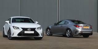 lexus sports car rc lexus rc review carwow