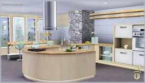 sims 3 kitchen ideas the sims 3 object sets audacis kitchen set custom content