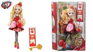after high apple white doll after high apple white doll review mattel