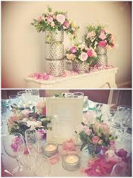 centre de table mariage fait maison real wedding archives page 13 sur 16 des idées pour un joli