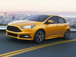 used ford focus st3 2017 ford focus st deals prices incentives leases overview