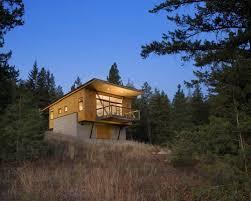 hillside cabin plans hillside cabin houzz