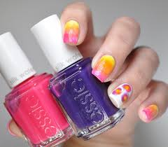 essie silk watercolor collection u0026 nail art lacquered bits