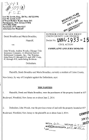 Letter Of Intent To Sell Property by Here Is U201cthe Watcher U201d Lawsuit In All Of Its Terrifying Detail