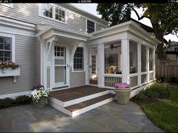i will have a lovely 3 season porch on the next house love the