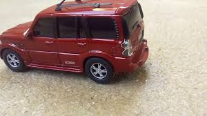 scorpio scale model xuv 500 mahindra toys indian car toys