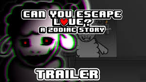 can you escape love escape the room game official trailer youtube