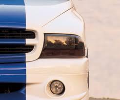 2001 dodge dakota tail light covers gts dodge dakota blackout headlight covers autotrucktoys com