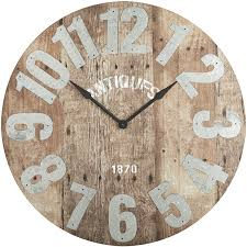amazing wall clock rustic 104 rustic wall clock amazon zoom wall